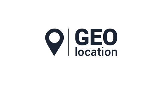 Geo-Location: Converts Addresses into Geo-Locations by Google-Maps API.